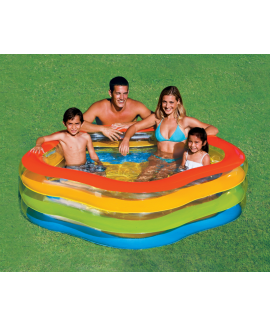 Plastic Swimming Pool
