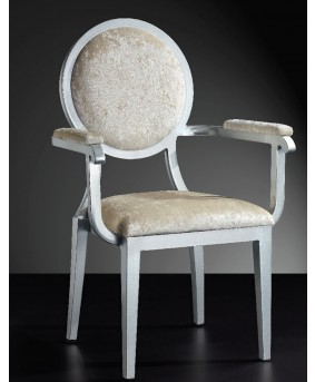 Imitation Wood Banquet Chair